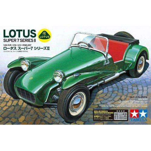 1:24 Lotus Super 7 Series II 1:24