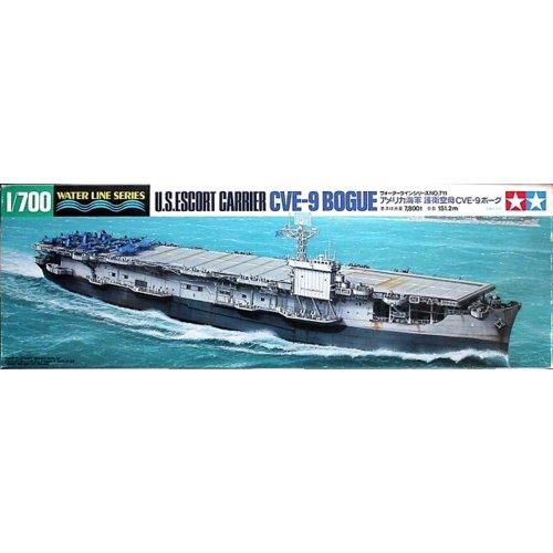 1:700 US Escort Carrier CVE-9 Bouge 1:700