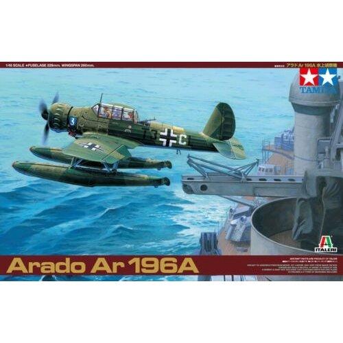 1:48 Arado Ar 196A 1:48
