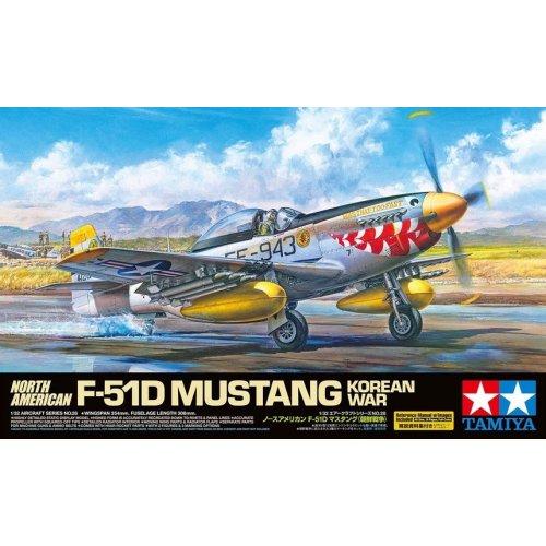 1:32 F-51D Mustang Korean War 1:32