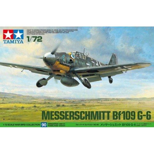 1:72 Messerschmitt Bf 109 G-6 1:72