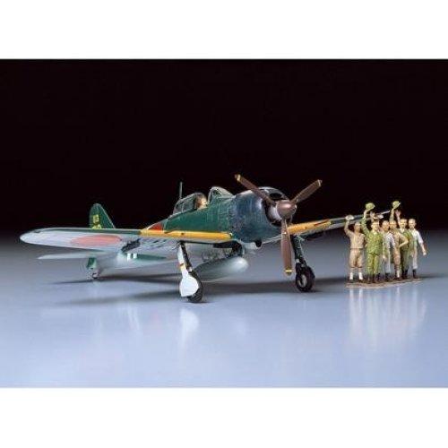 1:48 A6M5c Type 52 Zero Fighter - 7 figures 1:48