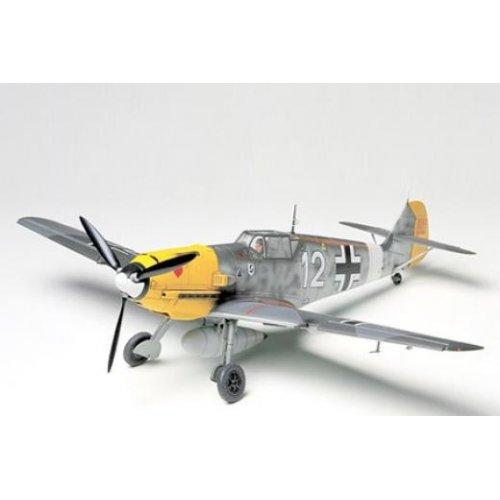 1:48 Messerschmitt BF109E-4/7 Trop 1:48