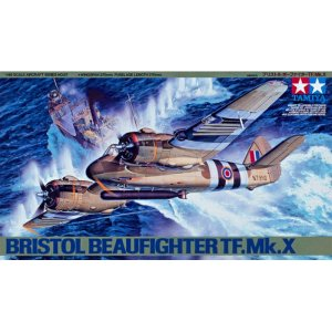 1:48 Bristol Beaufighter TF.Mk.X - 2 figures 1:48