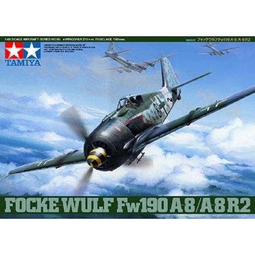 1:48 Focke-Wulf Fw190 A-8/A-8 R2 1:48