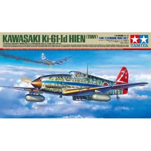 1:48 Kawasaki Ki-61-Id Hien - 1 figure 1:48
