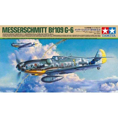1:48 Messerschmitt Bf 109 G-6 1:48