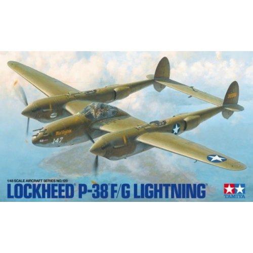 1:48 Lockheed P-38 F/G Lightning 1:48