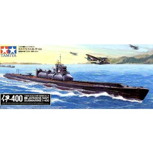 1:350 Japanese Navy Submarine I-400 1:350