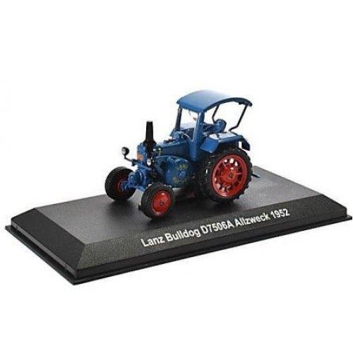 Lanz Bulldog D7506A Allzweck Tractor 1952 1:43