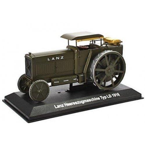 Lanz Heereszugmaschine Typ LD Tractor 1916 1:43