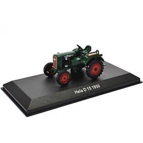 Hela D 15 Tractor 1950 1:43