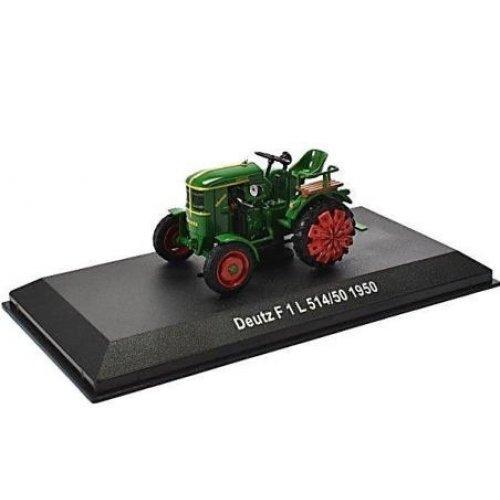 Deutz F 1 L 514/50 Tractor 1950 1:43