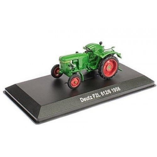 Deutz F2L 612/6 Tractor 1956 1:43