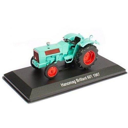 Hanomag Brillant 601 Tractor 1967 1:43