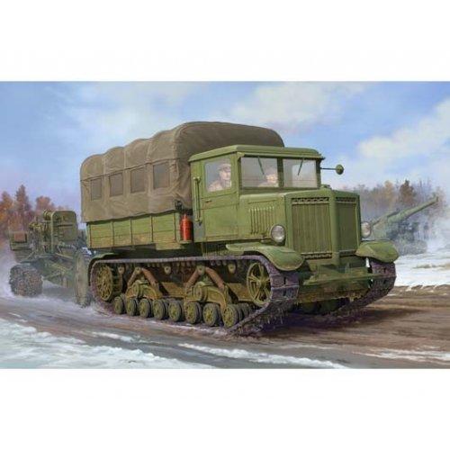 1:35 Voroshilovets Tractor 1:35
