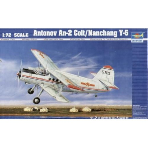 1:72 Antonov An-2 Colt / Chinese Y-5 1:72