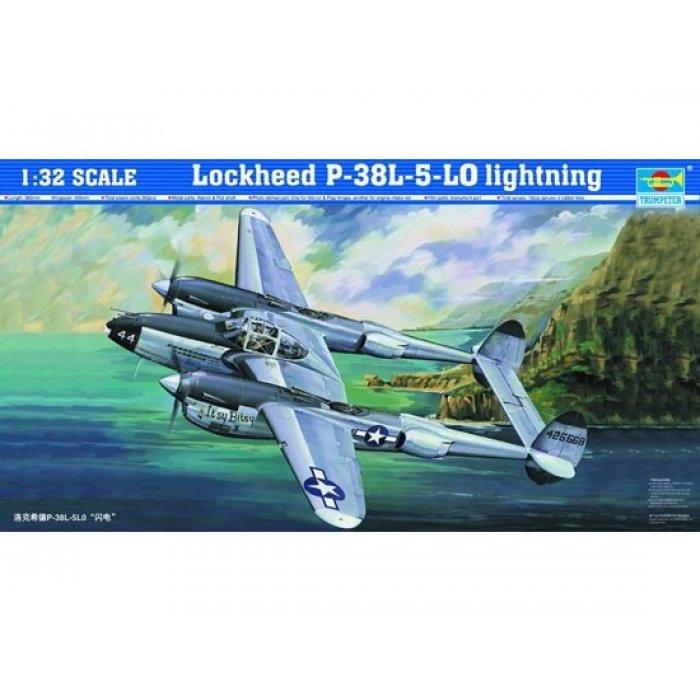 1:32   P-38L-5-L0 Lightning 1:32