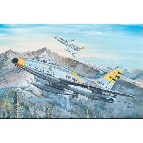1:32 F-100F Super Sabre 1:32