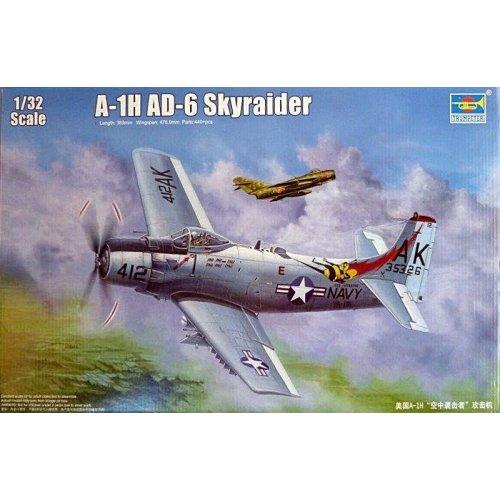 1:32 A-1H AD-6 Skyraider 1:32