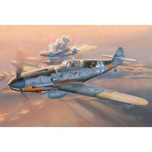 1:32 Messerschmitt Bf 109G-6 (Early) 1:32