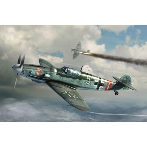1:32 Messerschmitt Bf 109G-6 (Late) 1:32