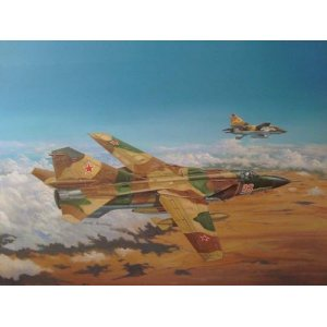 1:48 Russian Mig-23ML Flogger-G 1:48