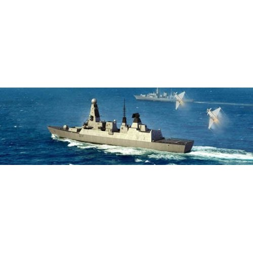 1:350 HMS Type 45 Destroyer 1:350