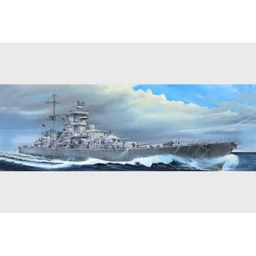 1:350 German cruiser Prinz Eugen 1945 1:350