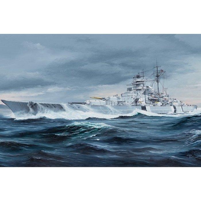 1:350 German Bismarck Battleship 1:350