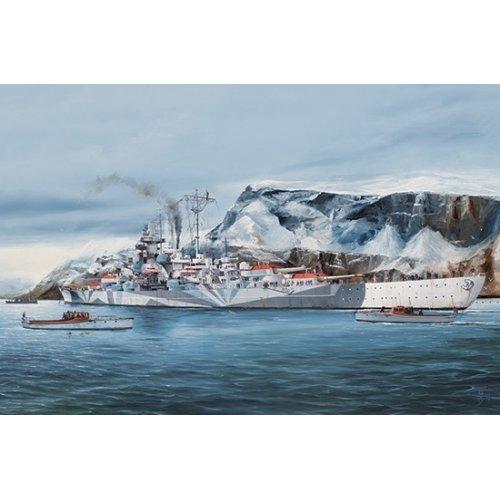1:350 German Tirpitz Battleship 1:350