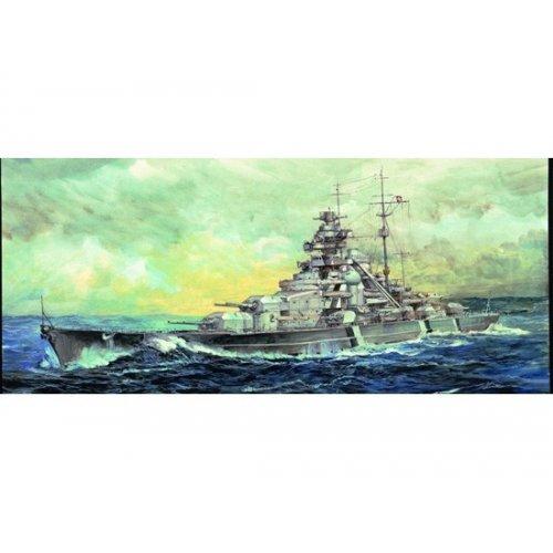 1:700 Battleship-Germany Bismarck 1941 1:700