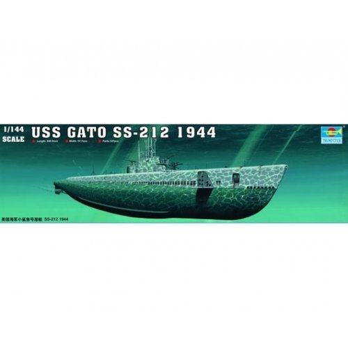 1:144  Sub.-GATO SS-212 1944 1:144
