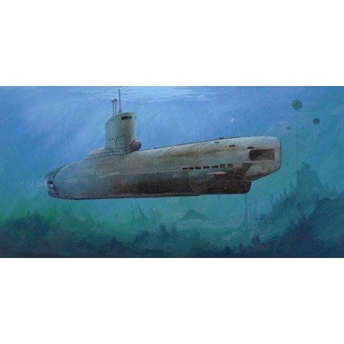1:144 German Type XXIII U-Boat 1:144