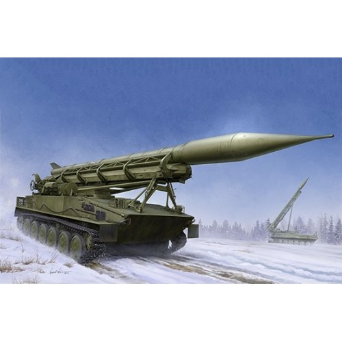 1:35 2P16 Launcher with Missile of 2k6 Luna (FROG-5) 1:35