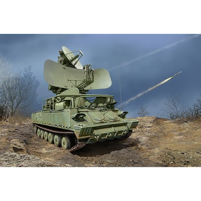 1:35 Russian 1S91 SURN KUB Radar 1:35