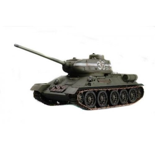 Tanc Trumpeter 1:16 Rusa T34/85