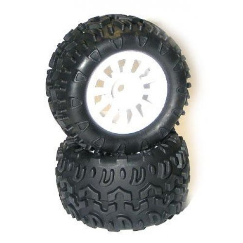 1:18 Off-Road Monster wheels - Buggy Truck 2pcs - 18081
