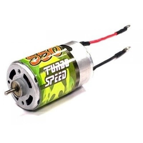 550 Brushed Motor 1pc - H0029