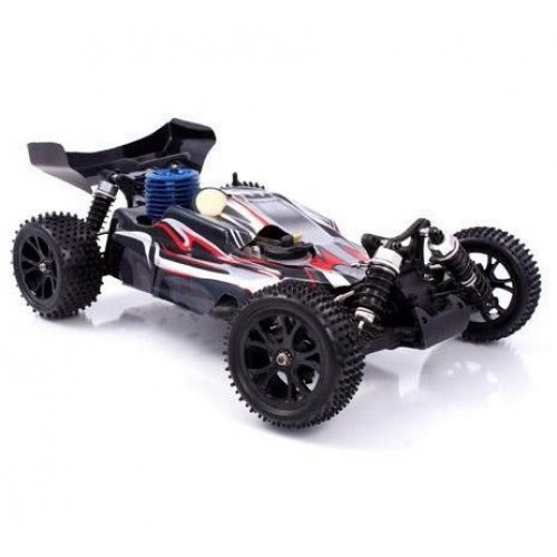 Masina VRX Racing, Spirit N2 Nitro 1:10 2.4GHz 4WD R0072 cu Telecomanda