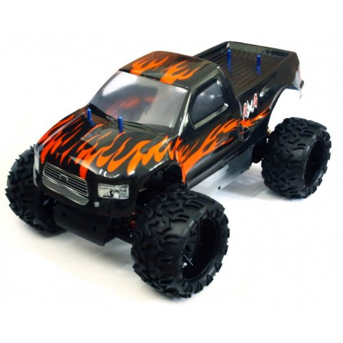 Masina VRX Racing, Monster Truck Blaze 1:5 Off-road 2WD 2.4GHz RTR cu Telecomanda