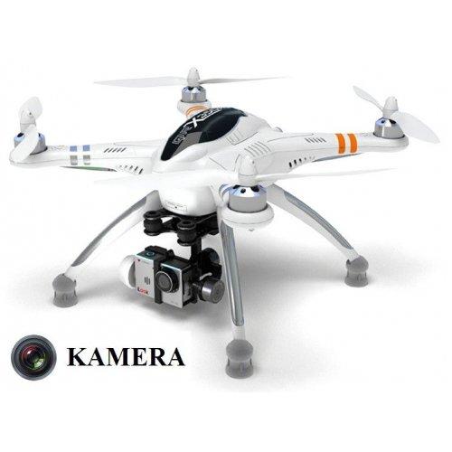 Walkera QR X350 PRO RTF4 (Devo F7 z FPV, G-2D, kamera iLook, antena 5,8GHz, akumulator)