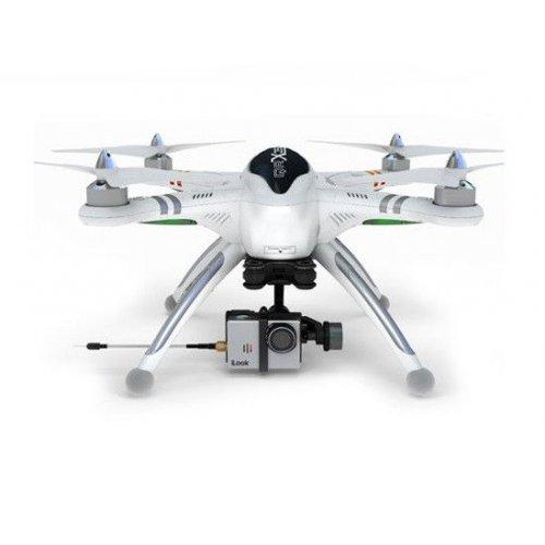 Walkera QR X350 PRO RTF5 (Devo 10, G-2D, kamera iLook, antena 5,8GHz, 2 akumulatory)