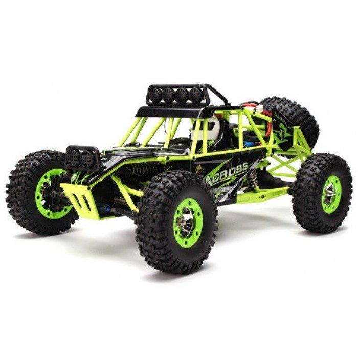 Masina Across Crawler 4WD cu Telecomanda 1:12