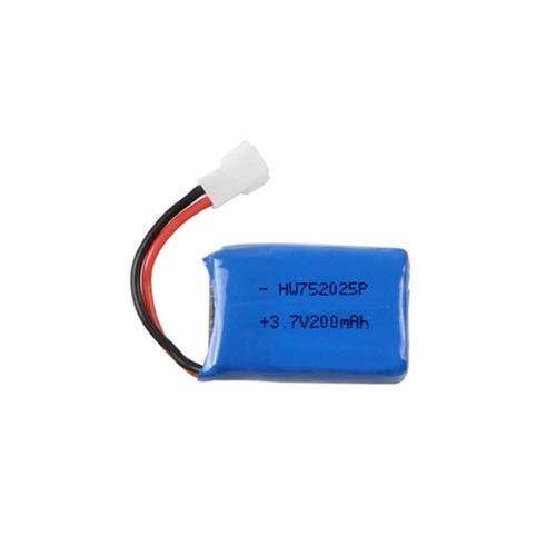 250mAh 3.7V LiPo X11-08 battery