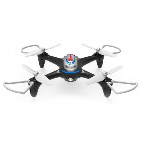 Syma X15 2.4GHz, gyroscop, auto-start, auto-pornire, hovering, raza pana la 50m - Neagra