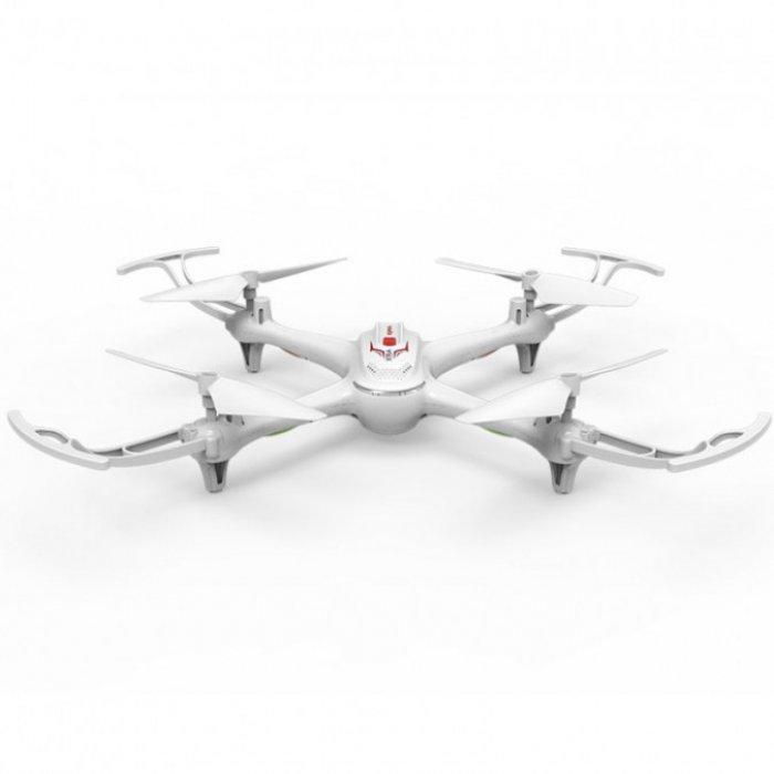 Drona Syma, X15A, 25m, 28cm - Alb