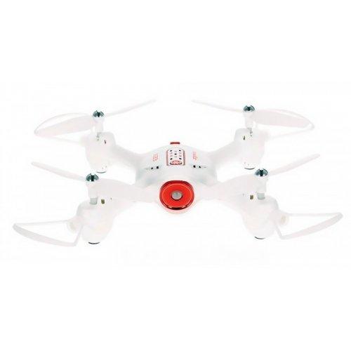 Drona Syma, X23 2.4GHz, gyroscop, auto-start - Alb