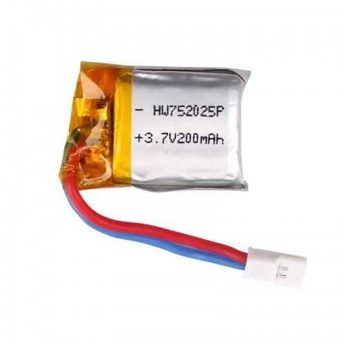 LiPo 3.7V 200mAh – X4-14 battery