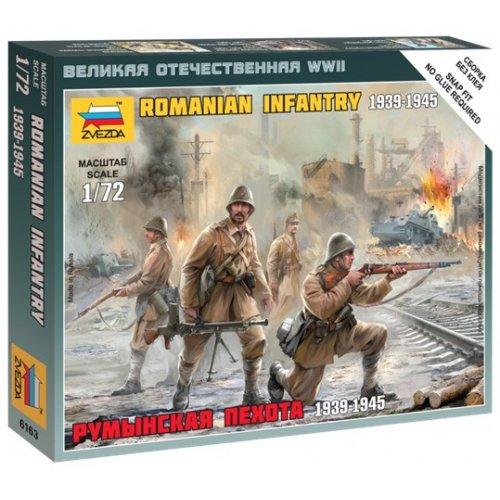1:72  Romanian infantry 1:72